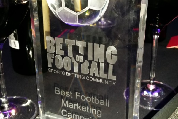 Football Marketing campaign Award